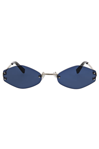 KYE RIMLESS SUNGLASSES