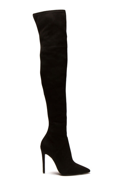 AYLA OVER THE KNEE BOOT BOOTS by KENDALL + KYLIE