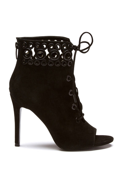 GIADA LACE-UP BOOTIE