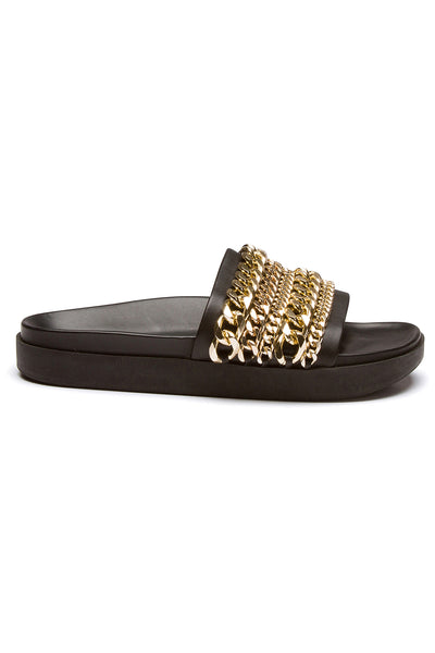 SHILOH SLIDE SHOES by KENDALL + KYLIE
