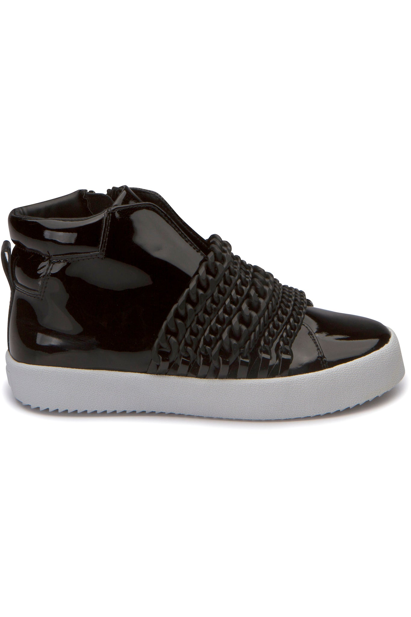 DUKE CHAIN HIGH TOPS SHOES by KENDALL + KYLIE