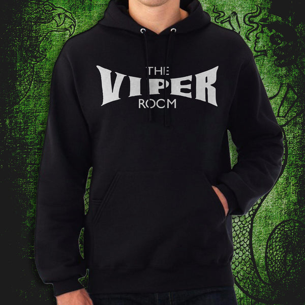 Viper Room Super Heavy Weight Viper Pullover Hoodie`