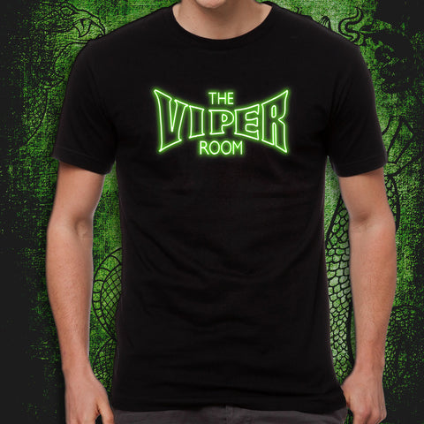 Viper Room Green Neon T-shirt