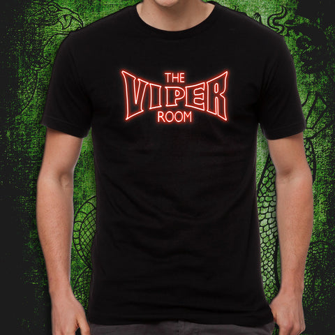 "LIMITED EDITION Viper Room ""BLOW"" Red Neon T-Shirt"