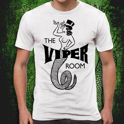 Classic Viper Room White or Black Tee Unisex