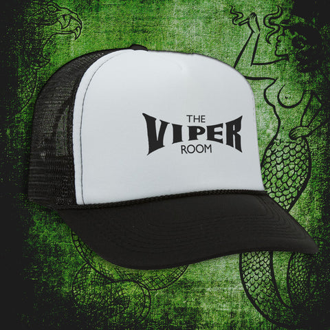 Viper Room Trucker Hat O/S
