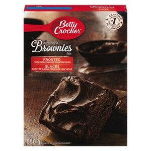 Betty Crocker Frosted Brownies