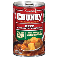 Load image into Gallery viewer, Campbell's Chunky Soup