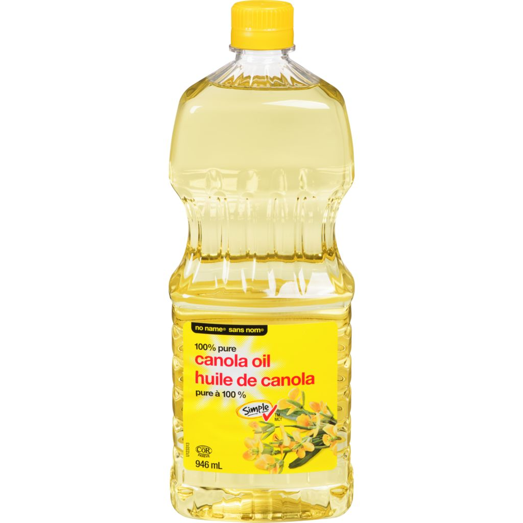 No Name Canola Oil
