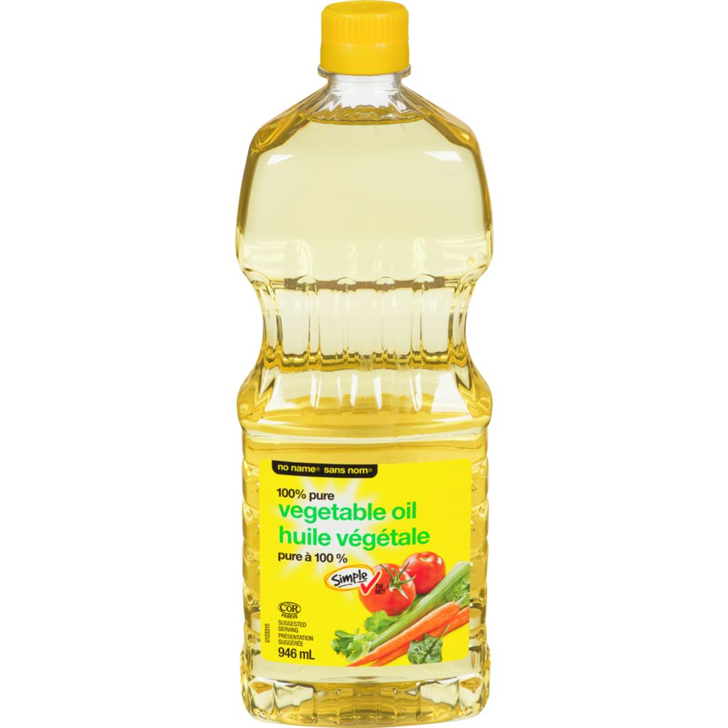 No Name Vegetable Oil