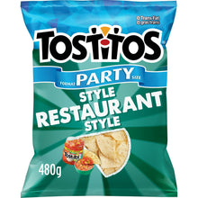 Load image into Gallery viewer, Tostitos Party Size