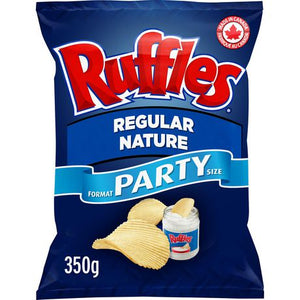 Party Size Ruffles