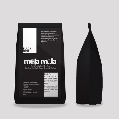 Black Noir Mola Mola Coffee