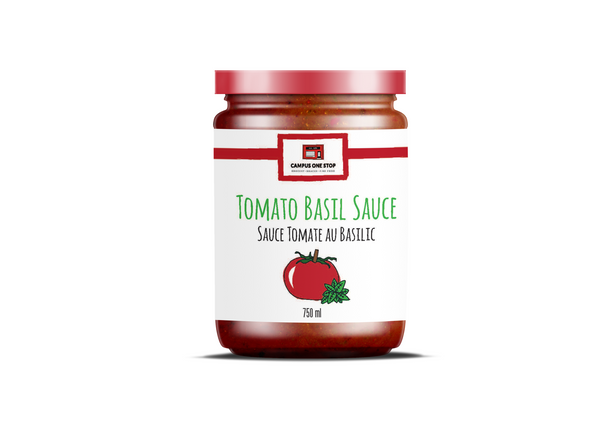 Campus One Stop Tomato Basil Pasta Sauce