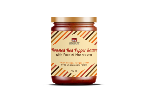 Campus One Stop Roasted Red Pepper Pasta Sauce