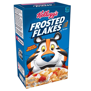 Breakfast Cereals - Selection