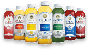 GT's Kombucha - Selection