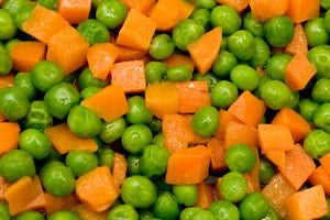 Vegetables - Mixed Peas and Carrots