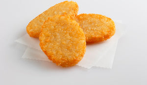 Hash Brown Oval Patties XL Family Pack