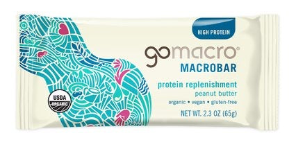 gomacro Protein Replenishment Peanut Butter
