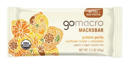 gomacro Protein Purity Sunflower Butter + Chocolate