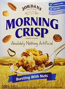 Jordan's Morning Crips Cereal - Selection
