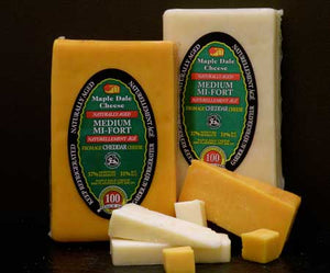 Maple Dale Cheese - Selection