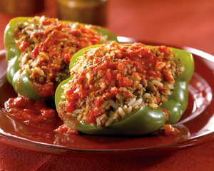 Zarky's Signature Italian Style Stuffed Peppers - FEEDS 6 to 8 people