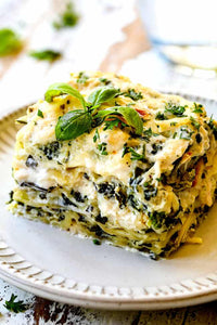The Village Kitchen Chicken Lasagna-Large Feeds 2 to 4 people