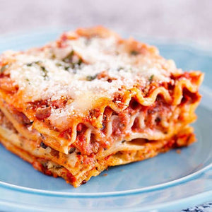 The Village Kitchen Meat Lasagna-Large Feeds 2 to 4 people