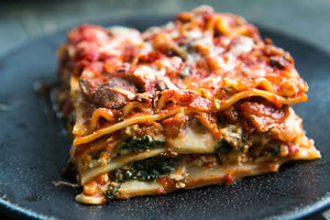 The Village Kitchen Vegetable Lasagna-Large Feeds 2 to 4 people
