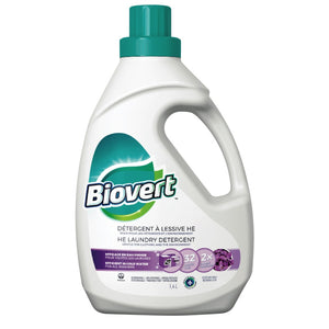 Biovert Laundry Detergent HE Morning Dew 1.4L