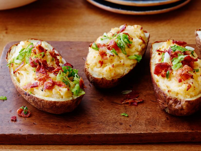 Gourmet Stuffed Potato