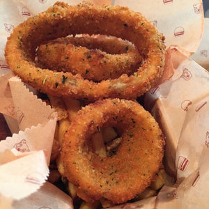 Battered Onion Rings XL Family Pack
