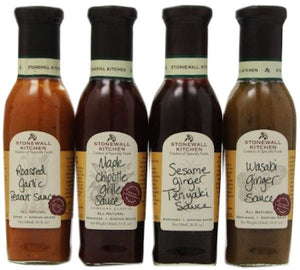 Stonewall Kitchen Grill Sauces and Marinade