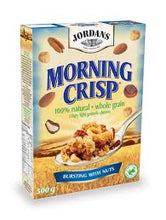 Load image into Gallery viewer, Jordan's Morning Crips Cereal - Selection