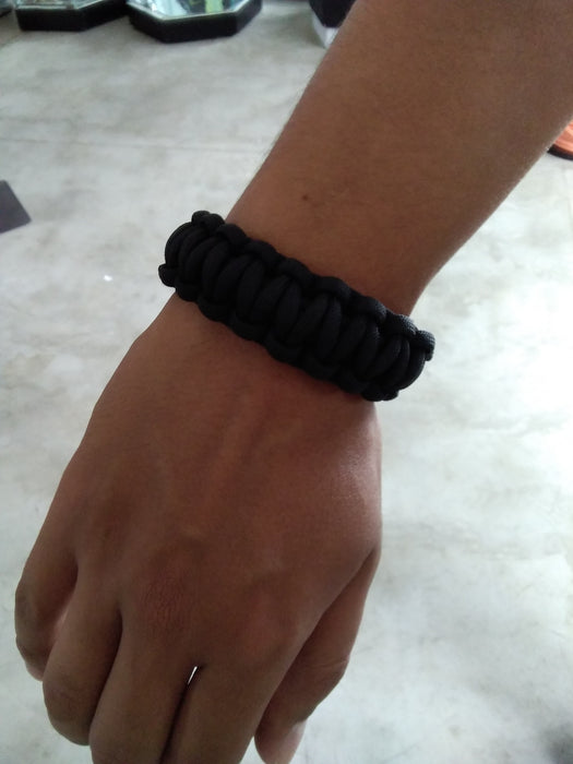 Pulcera Paracord de superviencia Varios Colores