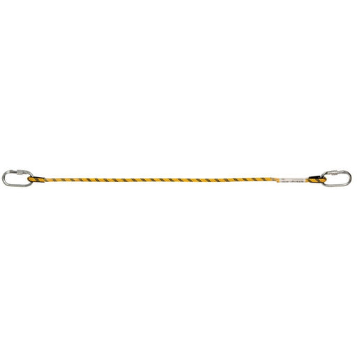 Linea de vida, Lanyard with connectors, pedimento 204332400000002