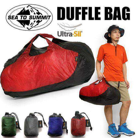 Sea To Summit Mochilas DUFFLE BAG ULTRA SIL