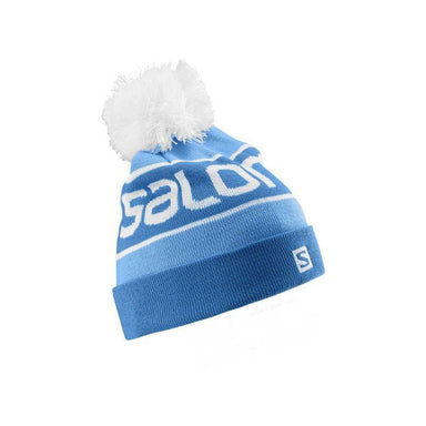 Gorro Junior Logo Blue Line