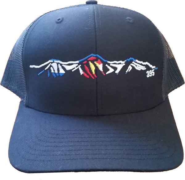 Mt Princeton/395 ed. Trucker Hat