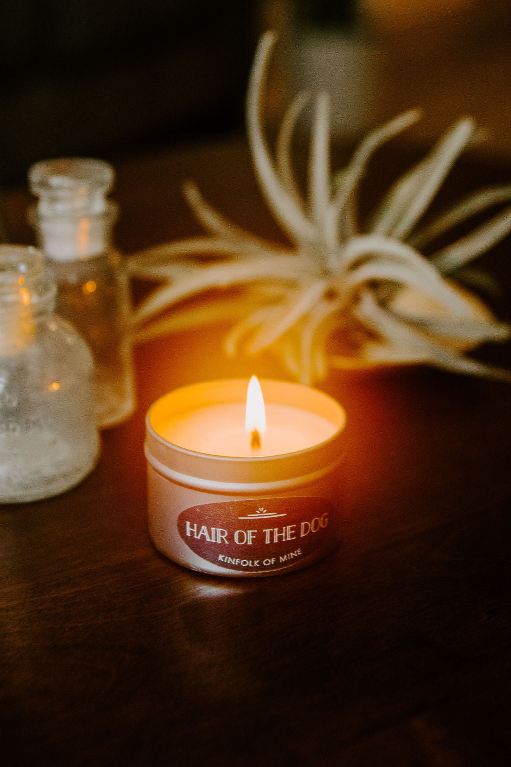 Hair of the Dog 4oz Candle