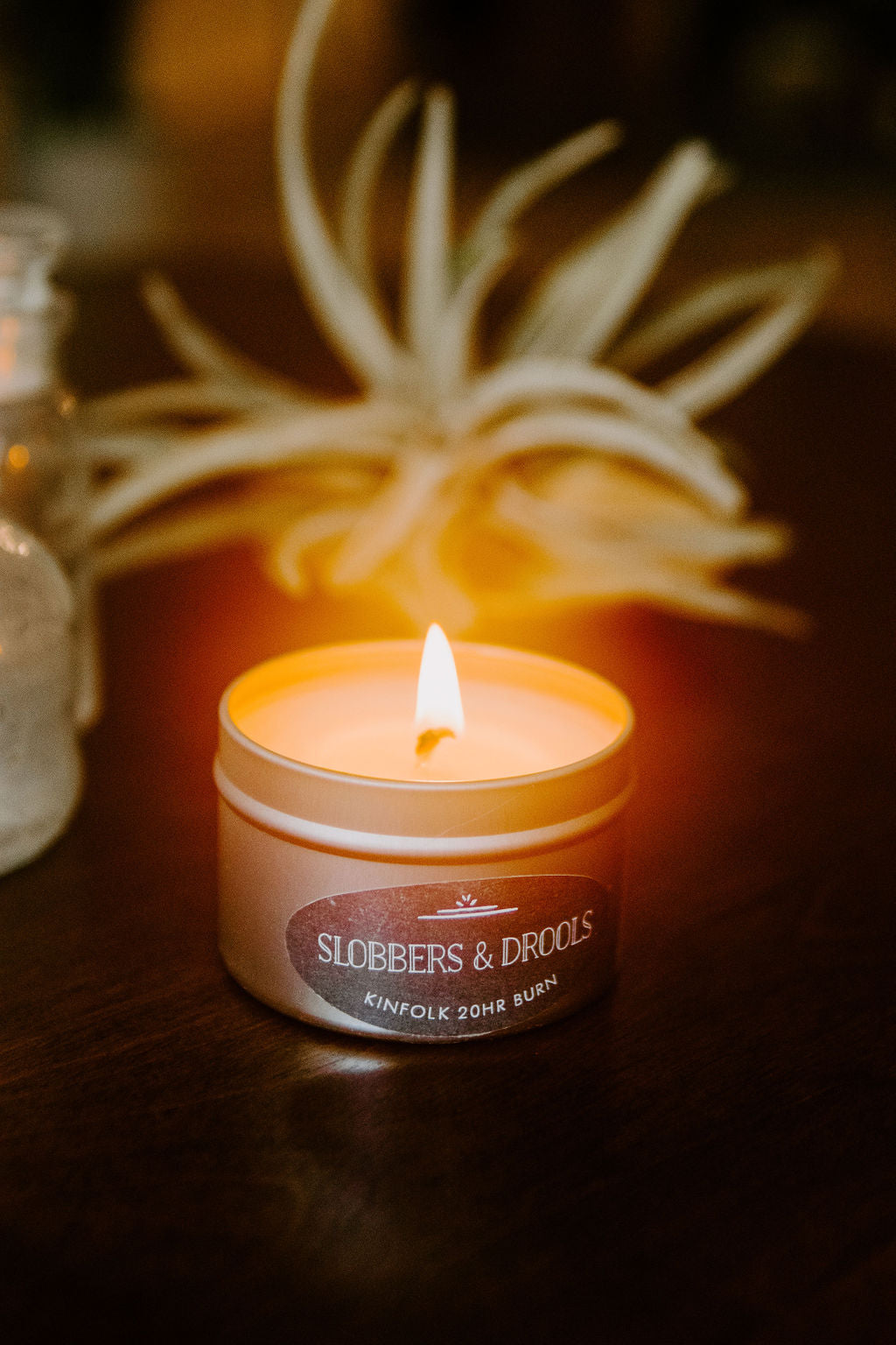 Slobbers & Drools 4oz Candle