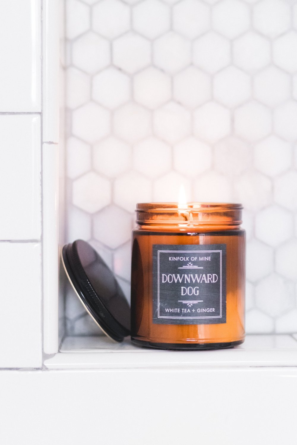Downward Dog 9oz Candle
