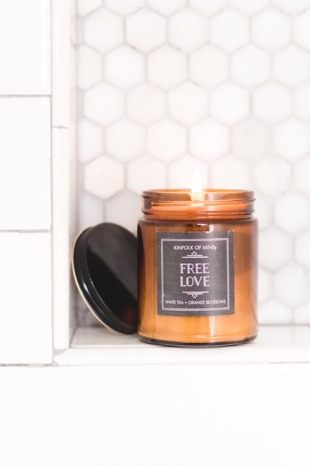 Free Love 9oz Candle
