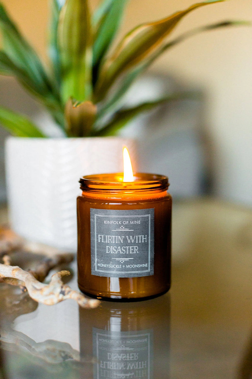 Flirtin' With Disaster 9oz Candle