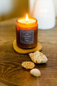 Cabana Boy 9oz Candle