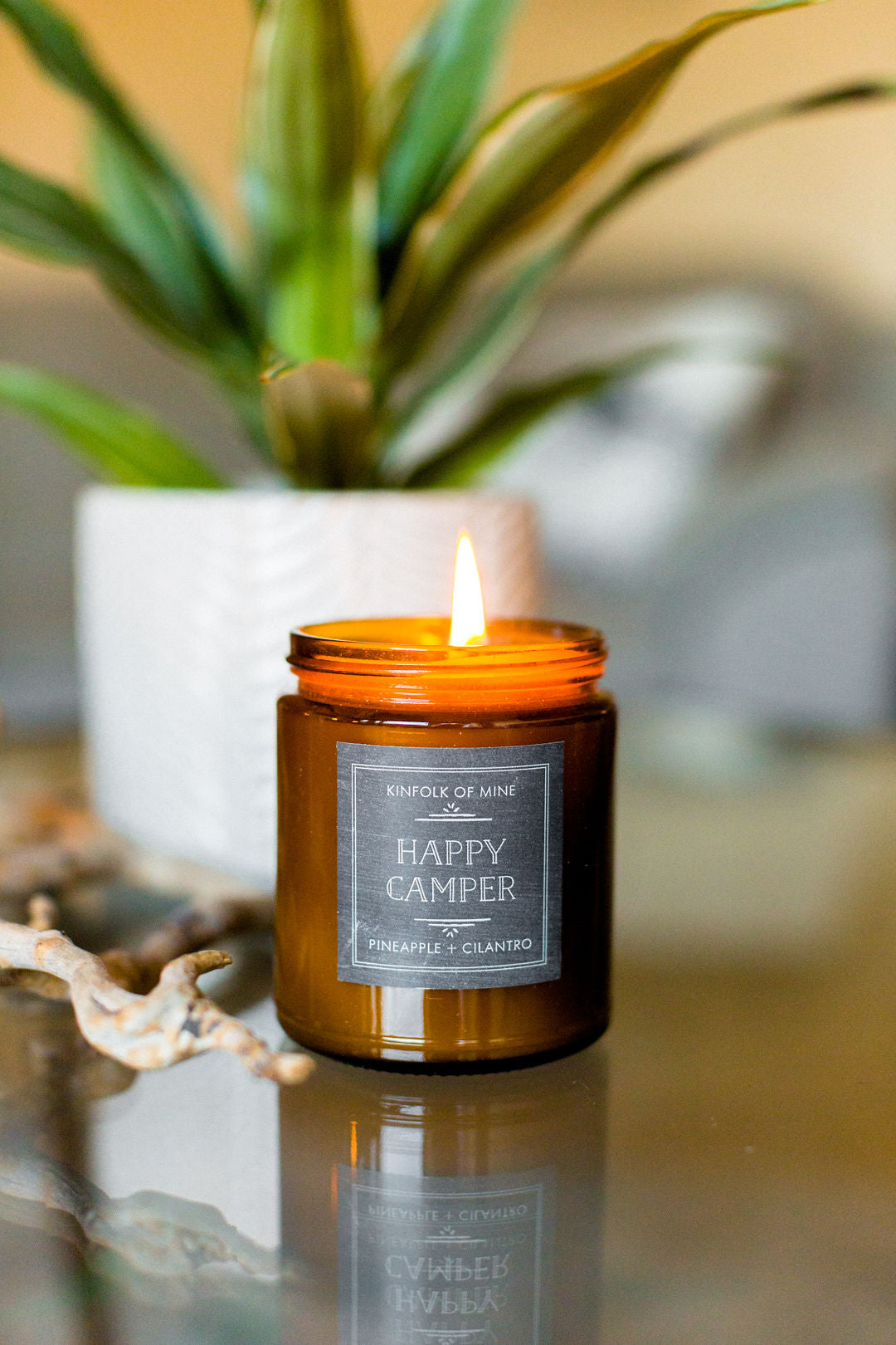 Happy Camper 9oz Candle