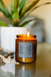 Hot Mess 9oz Candle