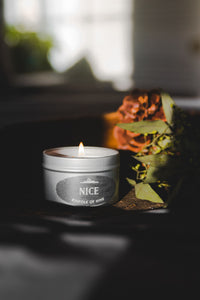 Naught or Nice? 4oz Candle